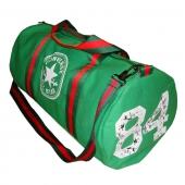 Converse Сумка для спортзала Бочонок GA-0520 Зеленый