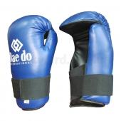 Daedo Перчатки для тхэквондо ITF MA-5475 S Синий