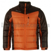 Everlast Padded Jacket Mens Orange L