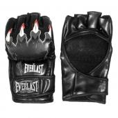 Everlast Перчатки для смешанных единоборств MMA BO-3207 S Чёрный