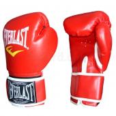 Everlast Перчатки боксёрские  BO-3987 8Oz Красный