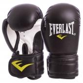 Everlast Перчатки боксёрские PVC MA-5018 4Oz Черный