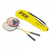 FOX Набор для бадминтона PRO-777 Желтый