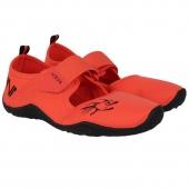 Hot Tuna Splasher Shoes Womens 4(37) Black/Coral