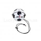 Мяч футбольный тренажер Jello FB-6420