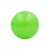 Lingo Мяч для художественной гимнастики 15см C-6273 Зеленый