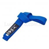 Matsa Пояс для кимоно MA-0040 Синий 230см