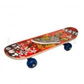 Скейтборд Mini в сборе SK-4931 Красный