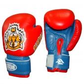 Reyvel Перчатки Тигр Красные