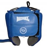 Reyvel Шлем боксёрский Винил (1) L Синий