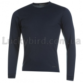 Campri Термобельё Thermal Base Layer Top Mens Navy XS