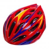 SP-Sport Велошлем кросс-кантри AY-21 L Красный/Синий