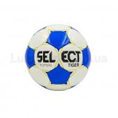 Мяч для футзала №4 ламин. ST Tiger ST-6520 (5сл., сшит вручную) Белый/Синий
