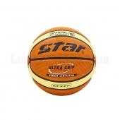 Star Мяч баскетбольный PU №5 JMC05000 Желтый