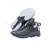 Under Armour Обувь для баскетбола мужская W8066 41р Черный/Белый