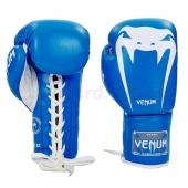 Venum Перчатки боксёрские Кожа Giant VL-5786 10Oz Синий