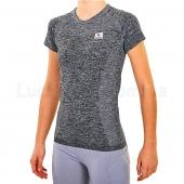 VSX Футболка для фитнеса и йоги CO-7173 S Серый