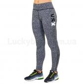 VSX Лосины для фитнеса и йоги V1600 L Серый