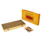 Нарды настольная игра деревянные W7713