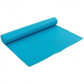ZEL Коврик для фитнеса и йоги PVC FI-4986 4мм Бирюзовый
