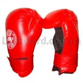 ZEL Перчатки для тхэквондо ITF MA-4767 M Красный