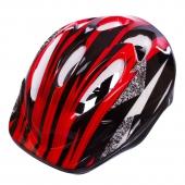 ZEL Шлем защитный детский SK-5610 S-M Красный