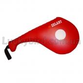 ZEL Ракетка хлопушка для тхеквондо VL-0147-EV Красный
