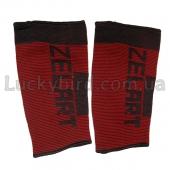 ZEL Наколенник эластичный MA-0026 L Красный